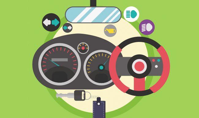 Новые уроки вождения